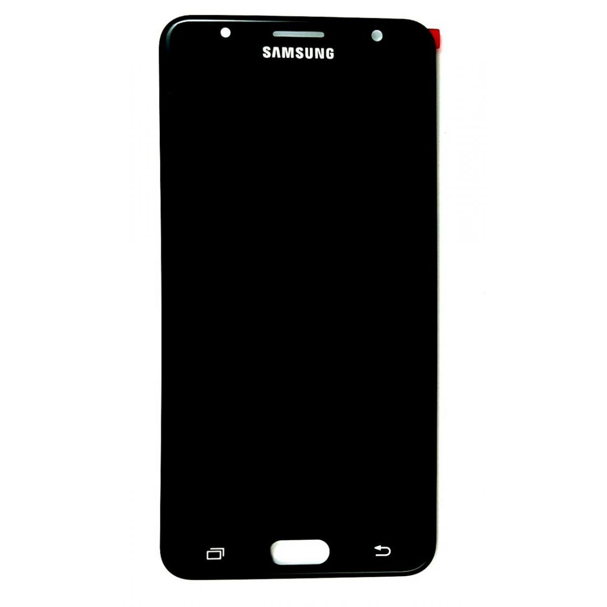 Frontal Samsung J7 Prime SM-G610M 5.5 Preto- 1 Linha