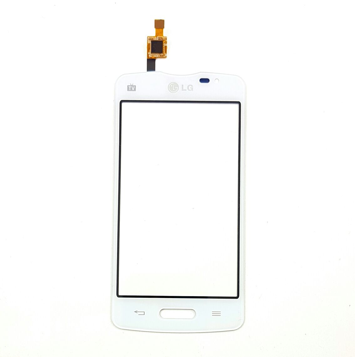 Touch Lg L50 D213 1 Chip com Furo Branco