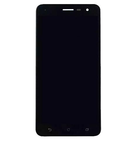 Display Frontal Zenfone 3 ZE552KL Preto Sem Aro 1 Linha