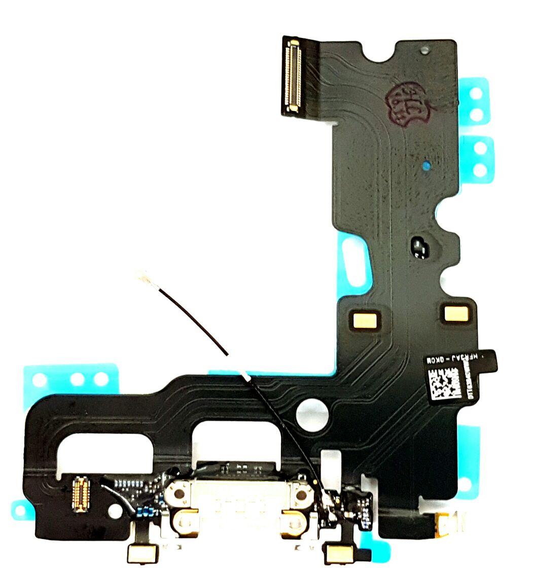 Flex Conector de Carga Iphone 7G Branco