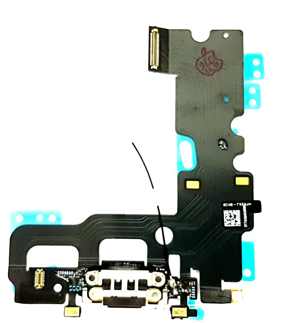 Flex Conector de Carga Iphone 7G Preto