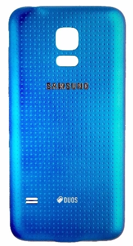 Carcaça S5 Mini G800 Azul