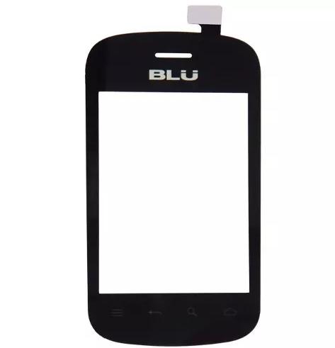 Tela Touch Vidro Blu Dash 3.2 D150 Preto
