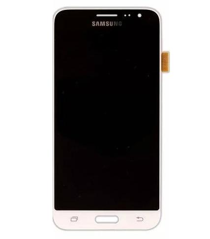 Frontal Samsung J3 SM-J320 Branco 1 Linha