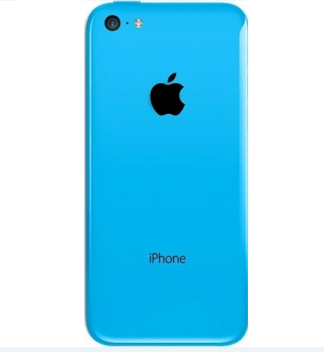 Carcaca sem Flex Apple Iphone 5C Azul