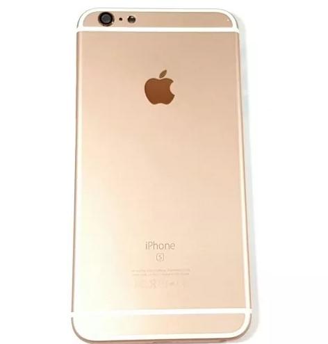 Carcaça Completa Flex Apple Iphone 6S Rosa