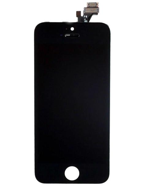 Frontal Apple Iphone Se Preto - 1 Linha