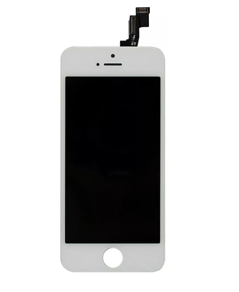 Frontal iPhone SE Apple Branco- 1 Linha