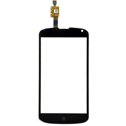 Touch LG Nexus 4 E960 Preto - 1 Linha