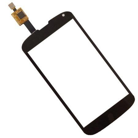 Touch LG Nexus 4 E960 Preto - 1 Linha LG