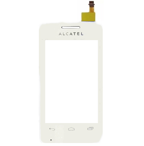 Touch Alcatel OT4010 Pop S Branco