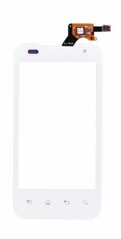 Touch Lg P990 Branco 1 Linha