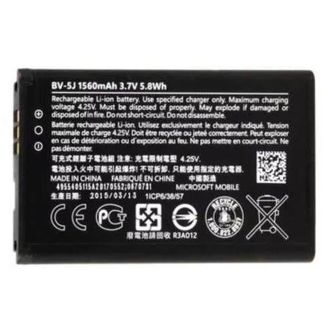 Bateria Nokia Microsoft N435 BV-5J 1560mah