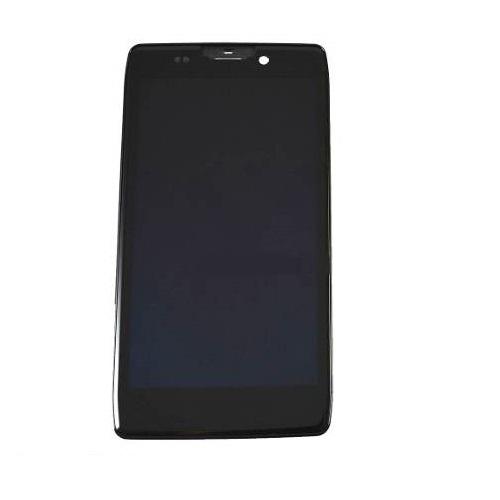 Frontal Motorola Razr HD Xt925 Preto com Aro