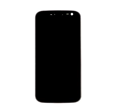 Frontal Motorola Moto G4 XT1622 XT1626 Preto com Aro