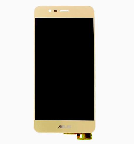 Frontal Zenfone 3 ZC520TL ZC520KL 5.2 Polegadas Dourado