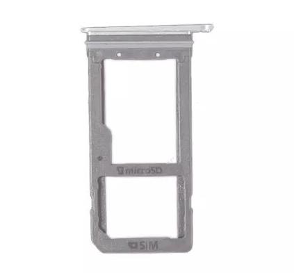 Gaveta Chip Sim Samsung S7 Edge G935 Prata
