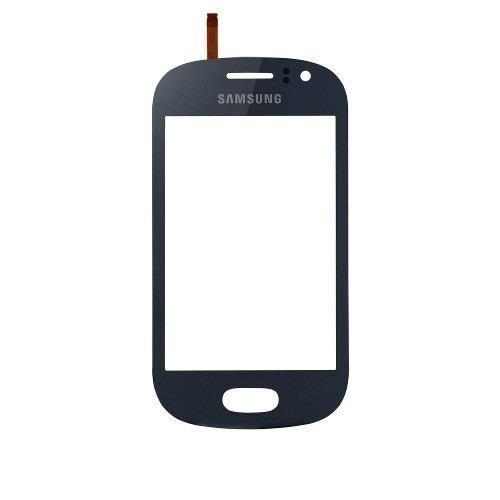 Touch Samsung Galaxy Fame S6810 Azul - 1 Linha