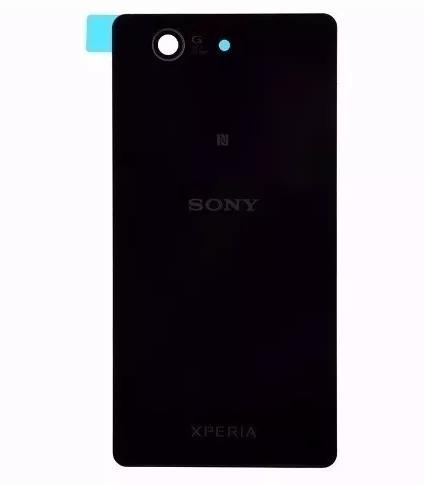 Tampa Sony Z1 Mini Preto D5503 1 Linha