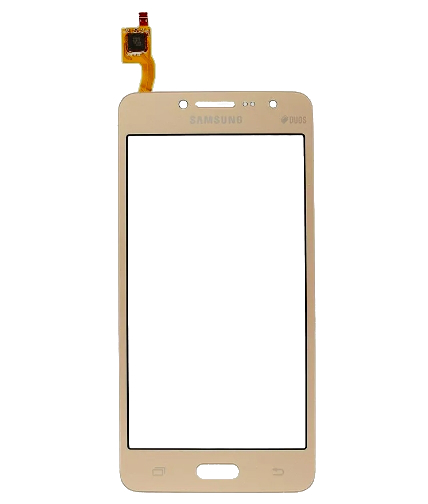 Touch Samsung J2 Prime SM-G532 Dourado 1 Linha
