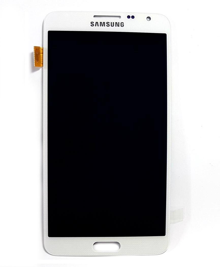 Display Frontal Tablet Note 3 Neo Duos SM-N7502 SM-N7505 Branco sem Aro