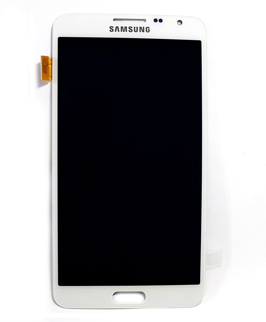 Display Frontal Note 3 Neo Duos SM-N7502 SM-N7505 Branco sem Aro