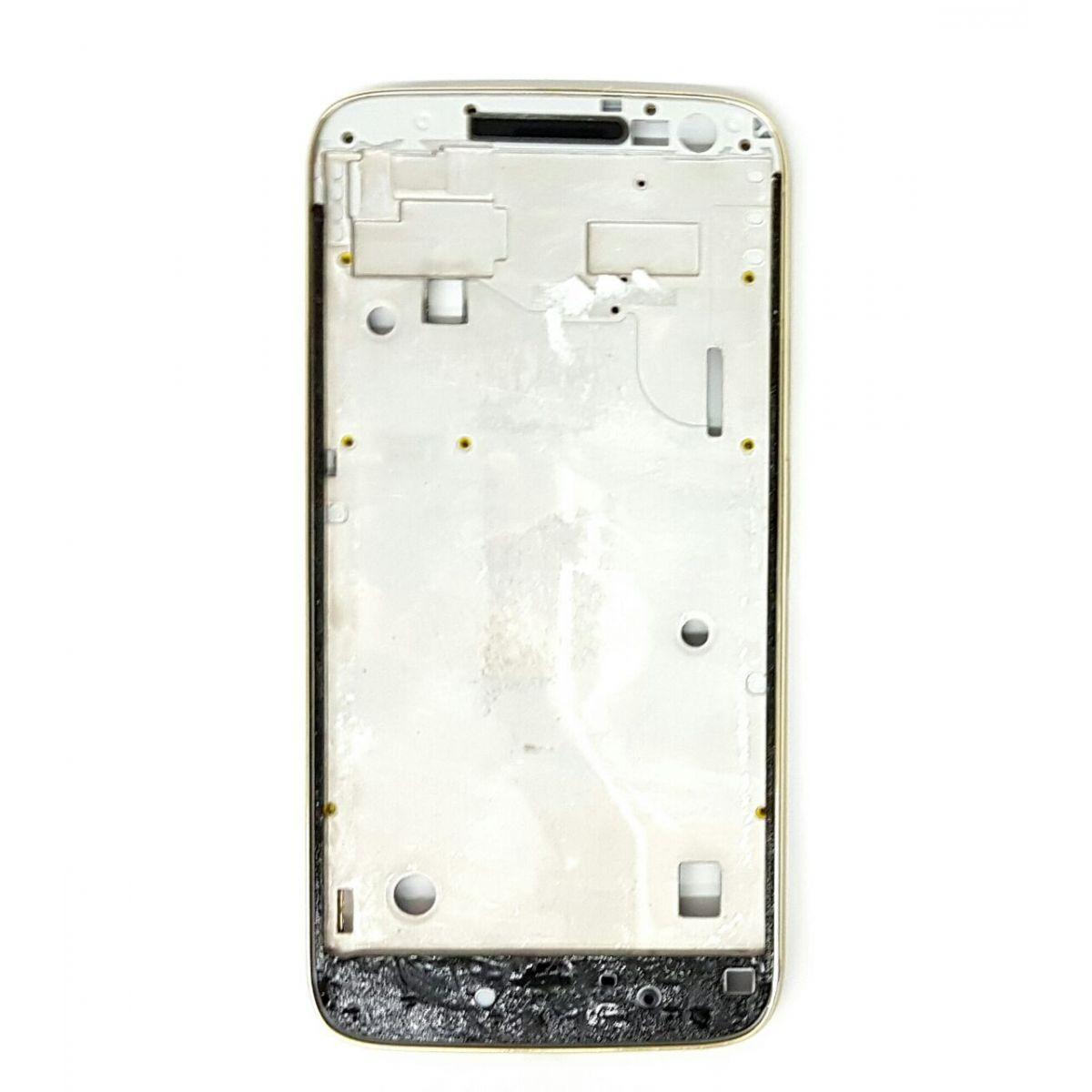 Aro Carcaca Motorola Moto  G4 Play Xt1600 Xt1603 Dourado - Retirado
