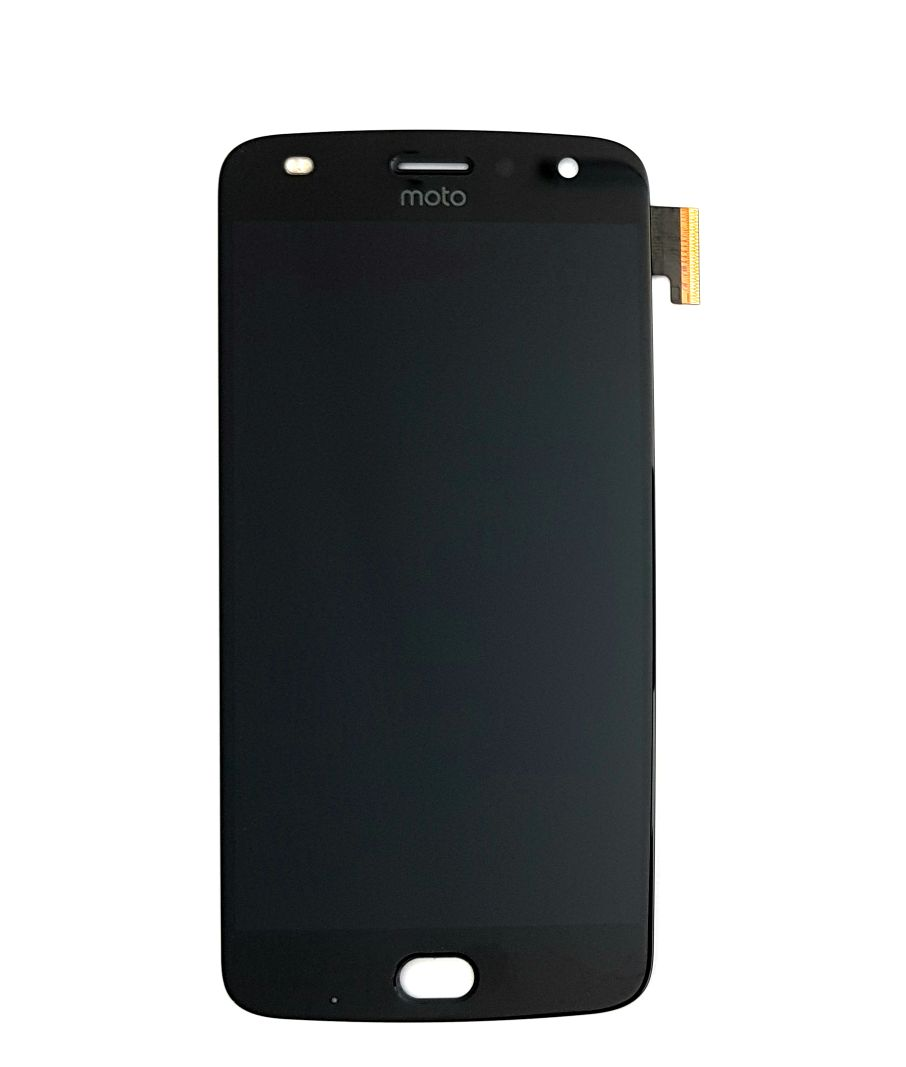 Frontal Motorola Moto Z2 PLAY XT1710 Preto Original