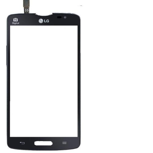 Touch LG L80 D375 Tv Digital 5.0 Preto com Furo Home - 1 Linha