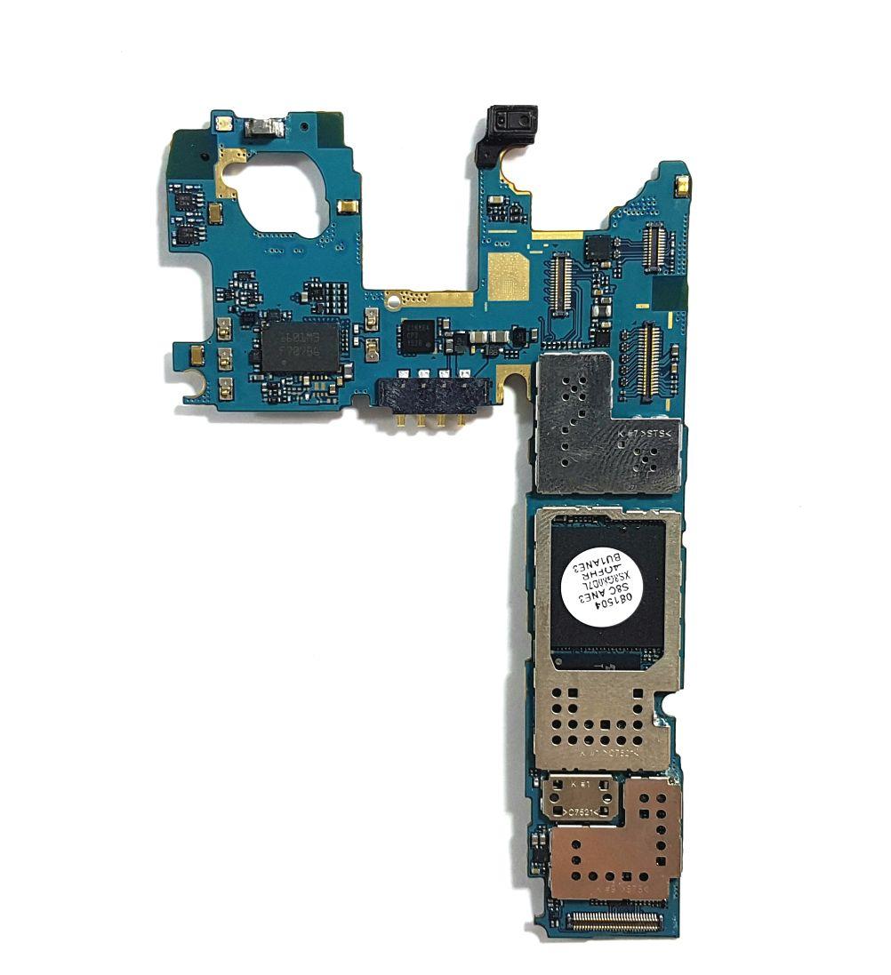 Placa Principal Samsung S5 SM-G900F Dual Chip Seminova Original