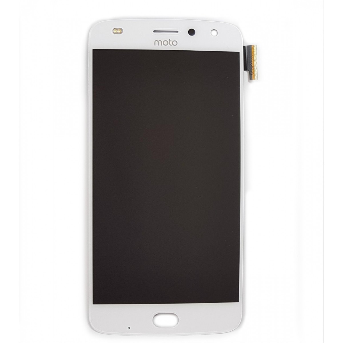 Frontal Motorola Moto Z2 Play XT1710 Branco Original