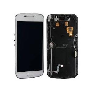 Frontal Samsung S4 Zoom C1010 Branco