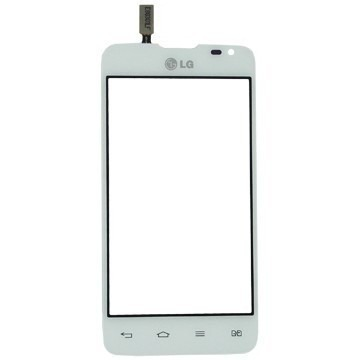 Touch LG L65 D285 Dual 4.3 Branco - 1 Linha