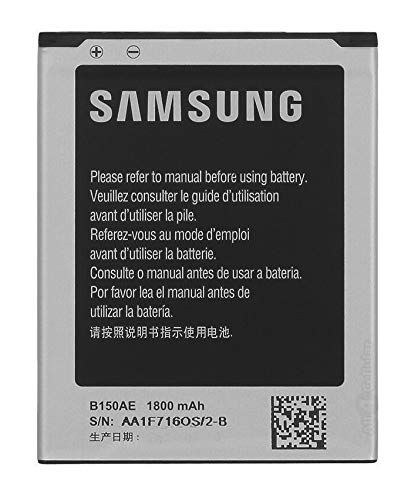 Bateria B150AE 8262 3502 Gt-8262L  G3502L 1800mAh 1 Linha