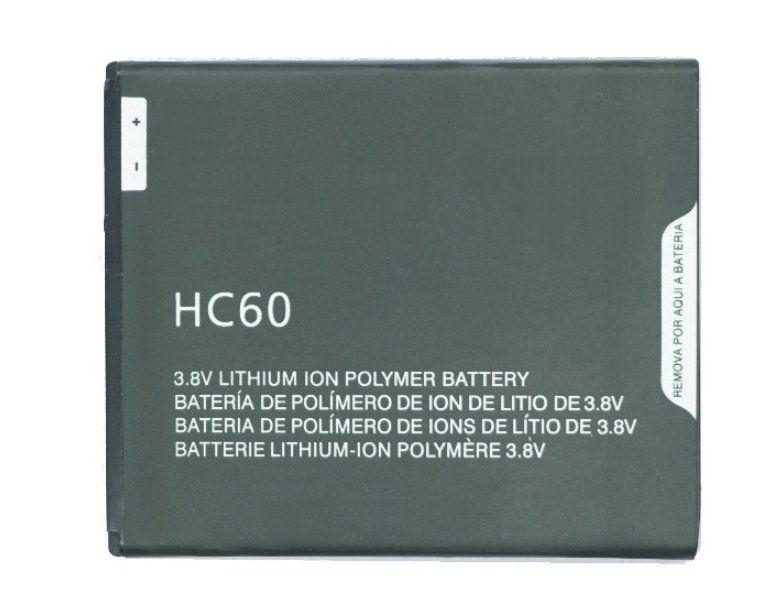 Bateria Hc60 Moto C Plus XT1723 XT1726 3780mAh Original