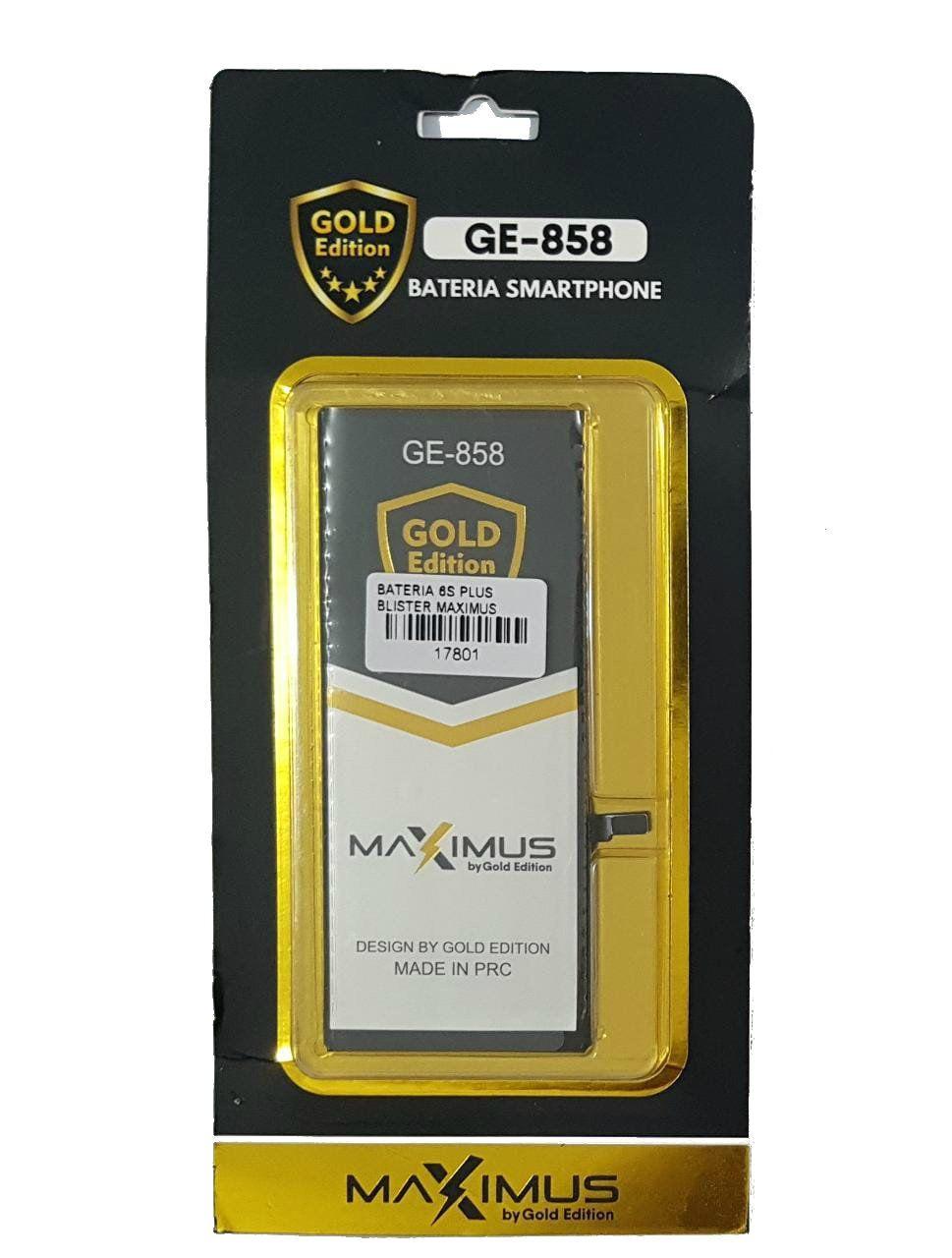 Bateria iPhone 6S Plus Blister Maximus GE-858 2750mAh