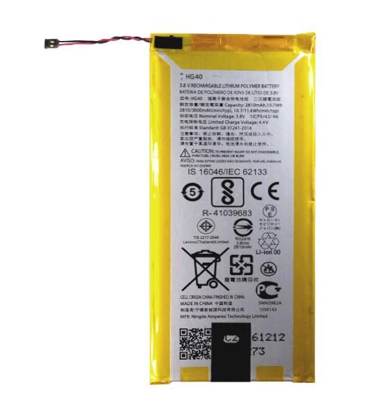 Bateria Motorola Moto G5 Plus HG40 2810 Mah Original