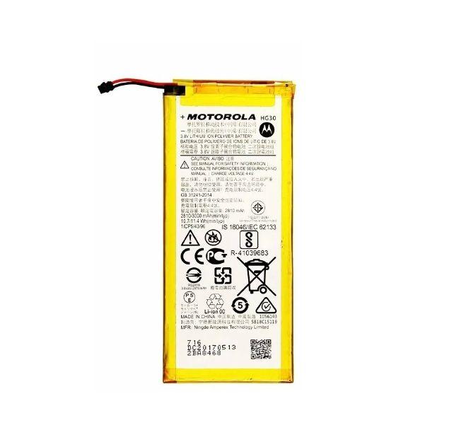 Bateria HG30 Moto G5S/ G5S Plus/ Moto G6 XT1925 Original