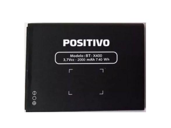 Bateria Positivo X400