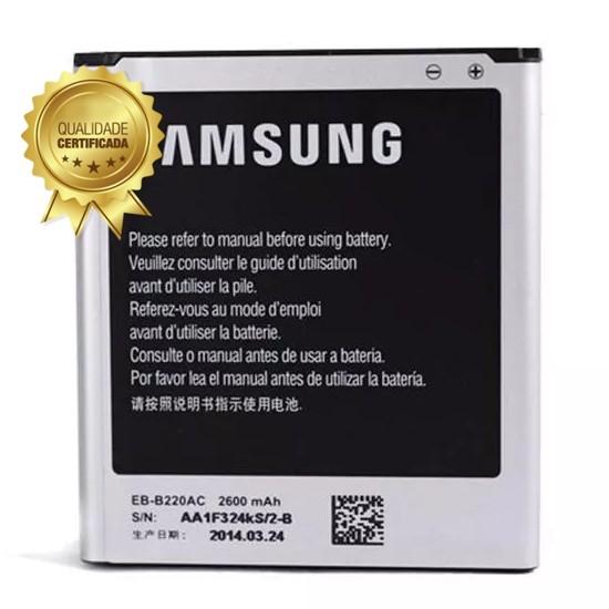 Bateria Gran 2 Duos 7102 Sm-G7102 EB-B220 2.600 mAh 1 Linha