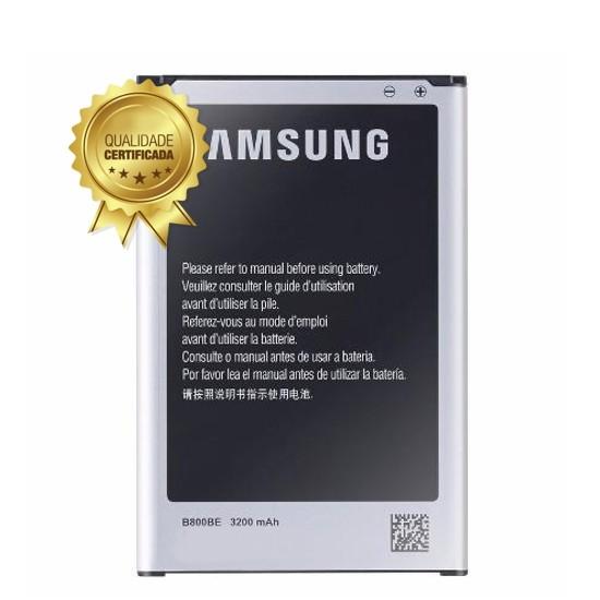 Bateria Note 3 B800BE SM-N9005 N9000 3200mAh Original