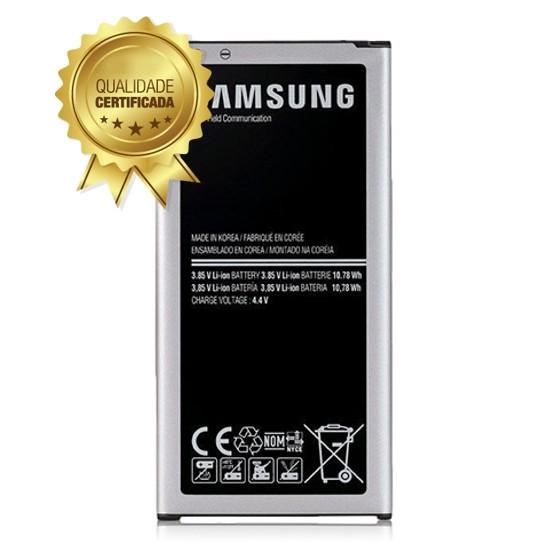 Bateria S5 New Edition G900M G900F G900FD EB-BG900, EB-BG900BBE 2800mAh Compatível Samsung