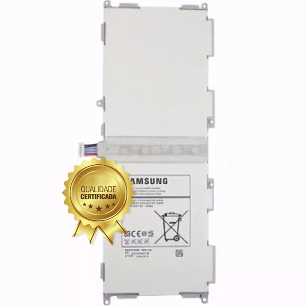 Bateria Samsung Tab 4 T530 T531 Sm-T530  BT530FB 6800 Mah 1 Linha