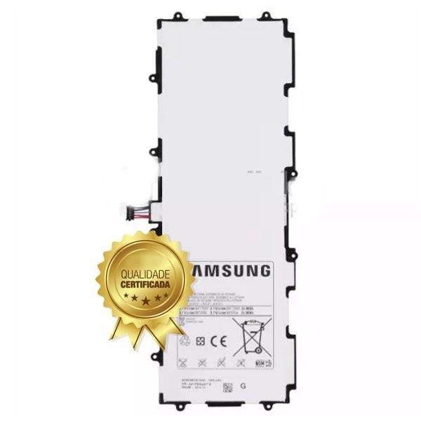 Bateria Tablet Samsung Tab 10.1 Gt N8000 N8020 P7500 P5100 SP3676B1A 1S2P 7000mah