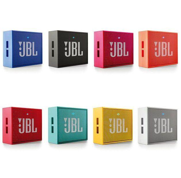 Caixa De Som Portátil Jbl Go Bluetooth Original - Escolha Cor