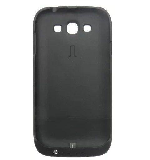 Capa Carregador Bateria Extra Samsung Gran Duos I9082 Preto