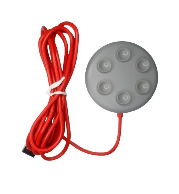 Carregador NFC Wireless Ventosa Hs-915