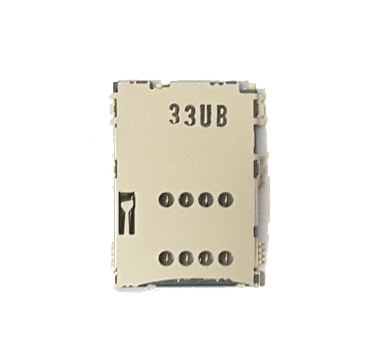 Conector Slot Sim Card Tablet Tab 2 P3100 P6200