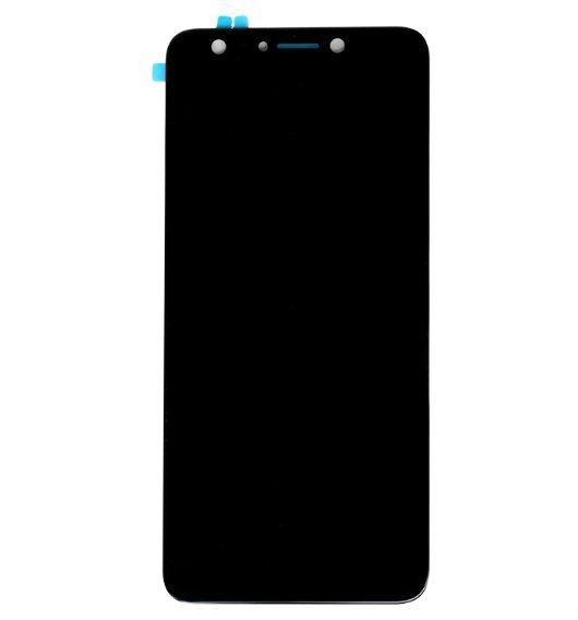 Display Frontal Zenfone 5 Lite 5Q ZC600KL Preto 1 Linha