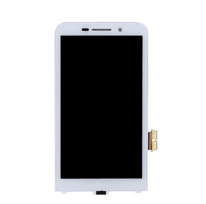 Display Frontal Blackerry Z30 Branco Com Aro